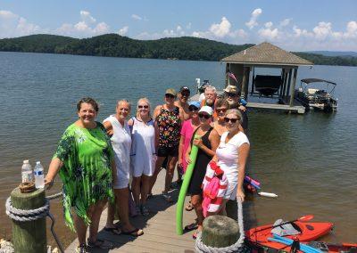 Lake life fun at GVB