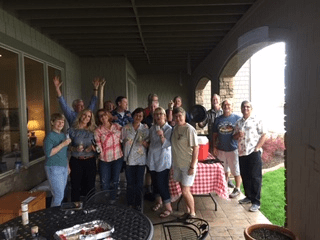 Cookout Event at GVB
