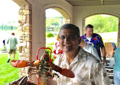 Lobster Boil Event