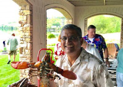 Lobster Boil Event