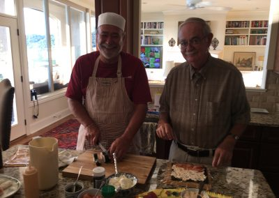 Cooking Class at GVB