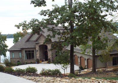 Lakefront brick ranch at GVB